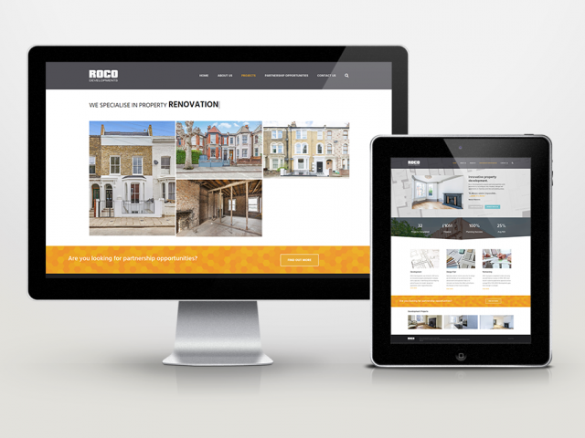 roco-developments-website-design