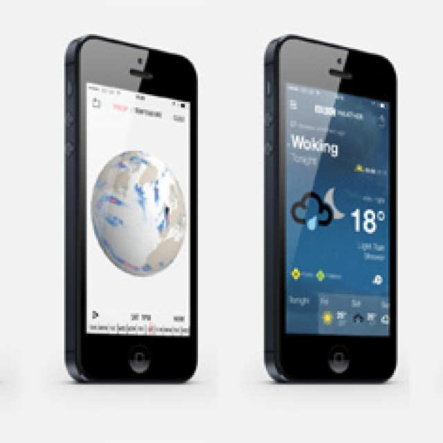 A review of weather apps for iphone