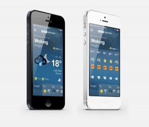 Weather apps for iphone - BBC Weather App