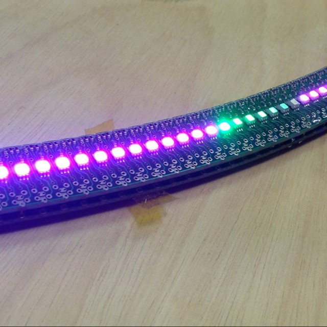 arduino rgb led control