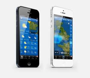 best weather app iPhone uk